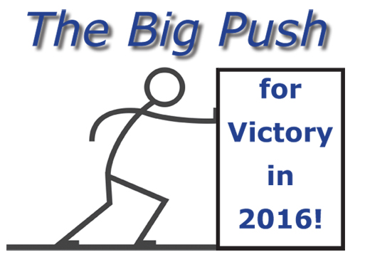 "The ""Big Push"" Event"