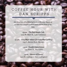 Dan Scripps Coffee Hours