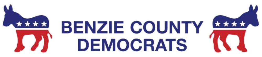 Logo for Benzie Democrats