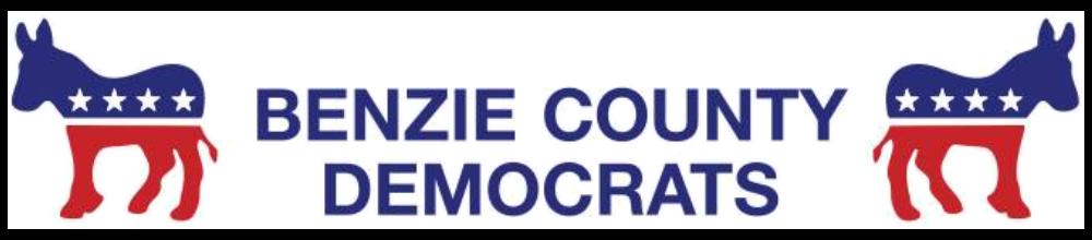 Logo for Benzie Democrats