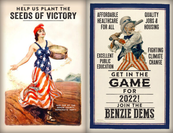 Join the Benzie Democrats!